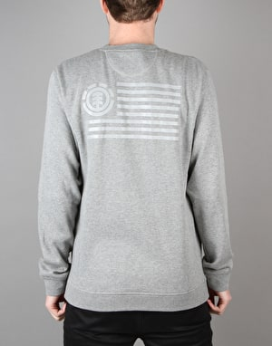 Element 92 Crew - Grey Heather