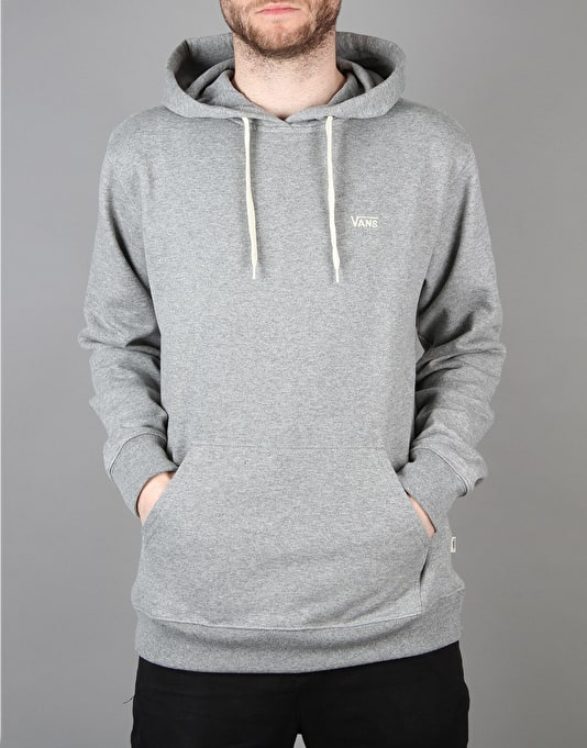 Vans Core Basics Pullover Hoodie - Concrete Heather