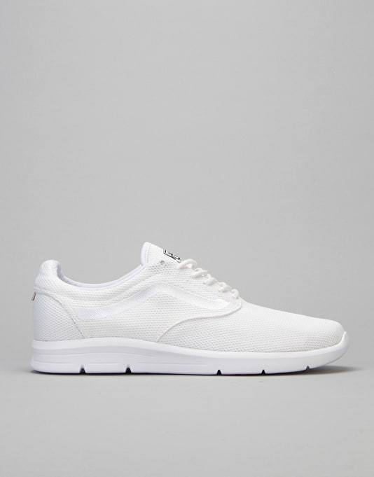 Vans Iso 1.5 + Shoes - (Mesh) True White