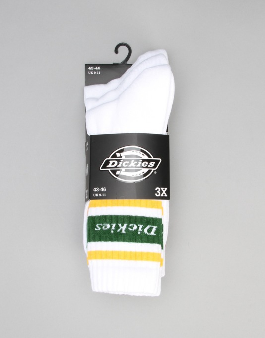 Dickies Madison Heights 3-Pack Socks - Assorted