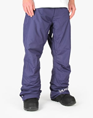Colour Wear Base 2016 Snowboard Pants - Patriot Blue