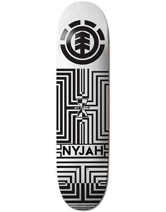 Element Nyjah Optical Featherlight Helium Pro Deck - 8.25""