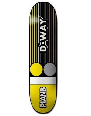 Plan B Way Lines Pro.Spec Pro Deck - 8.25