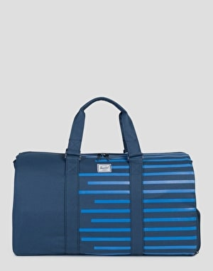 Herschel Supply Co. Novel Duffel Bag - Navy/Cobalt Stripe