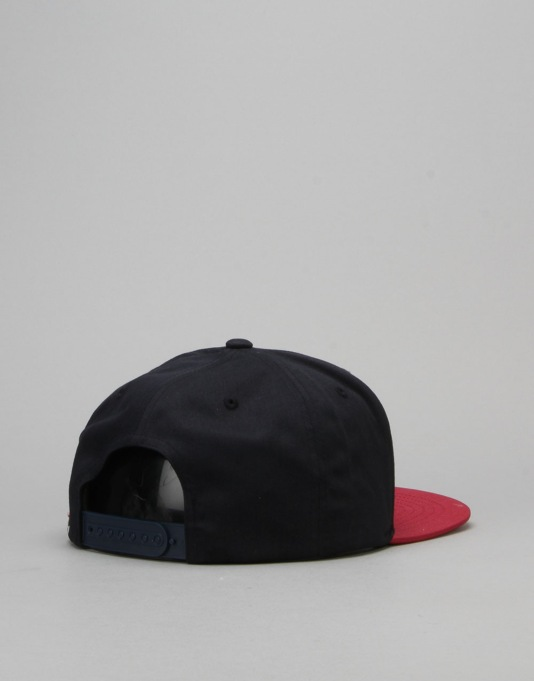Altamont Decades Snapback Cap - Blue