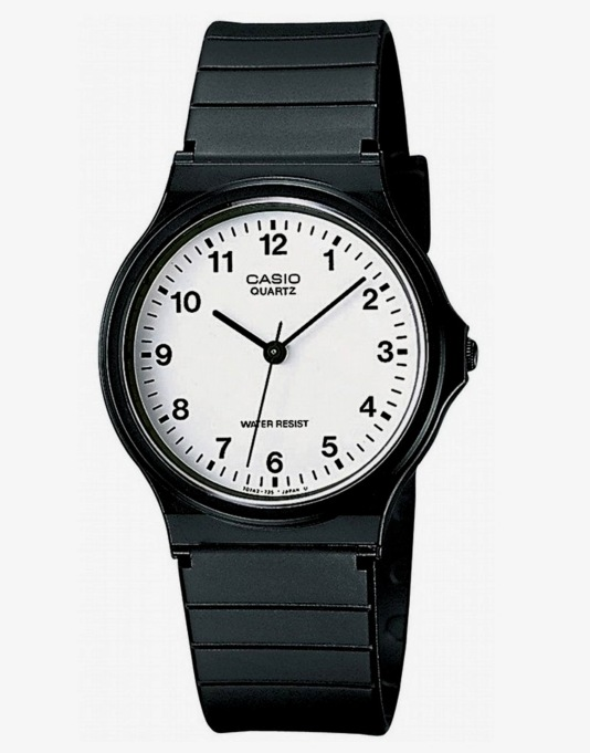 Casio MQ-24-7BLL Watch - Black