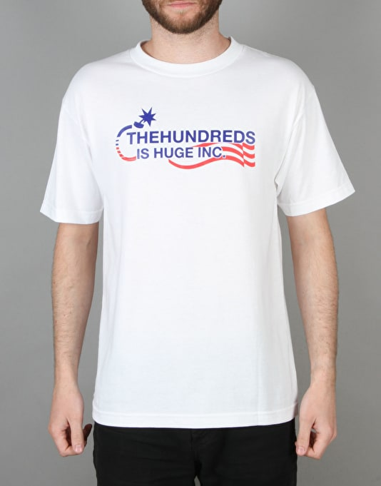 The Hundreds Made T-Shirt - White