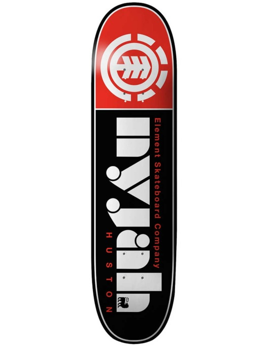 Element Nyjah Roller Twig Pro Deck - 7.625""