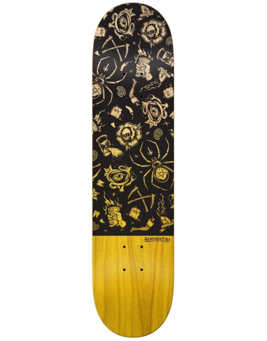 Real Ramondetta Flash Flood Pro Deck - 8.43""