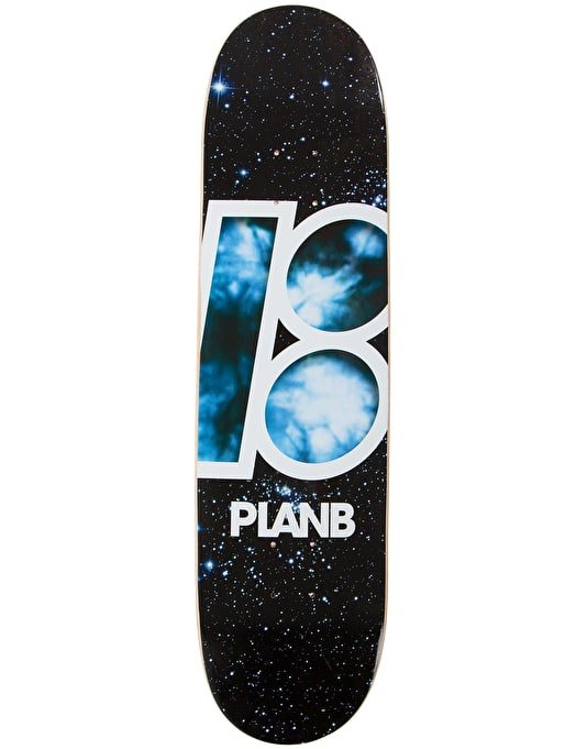 Plan B Night Trip Team Deck - 8.125""