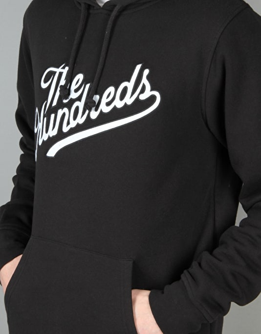 The Hundreds Rebound Pullover Hoodie - Black