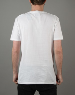 Converse Core CP Crew T-Shirt - Optic White