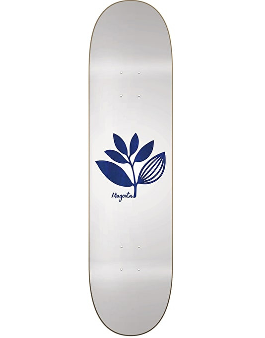 Magenta Wood Team Deck - 7.75""