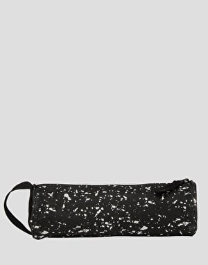 Mi-Pac Pencil Case - Splattered Black/White