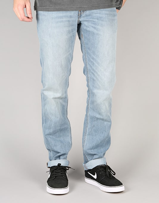 Levi's Skateboarding 511 Slim Denim Jeans - Waller Blue
