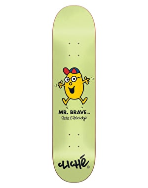 Cliché x Mr. Men Eldridge Mr. Brave Pro Deck - 8.375