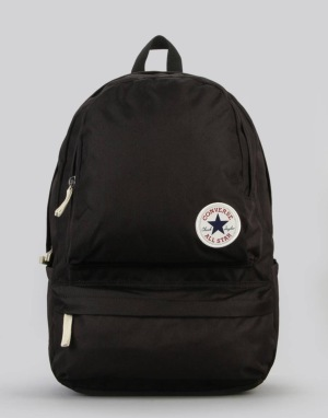 Converse Core Poly Chuck Plus Backpack - Converse Black