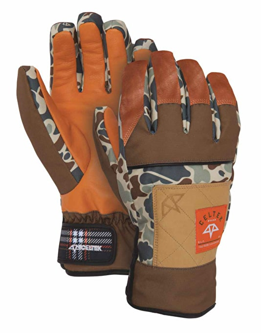 Celtek Blunt 2016 Snowboard Gloves - Workwear
