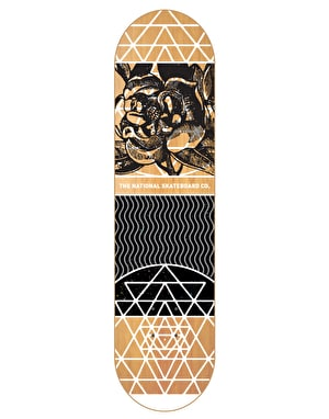 The National Skateboard Co. Universal Y Team Deck - 8.125