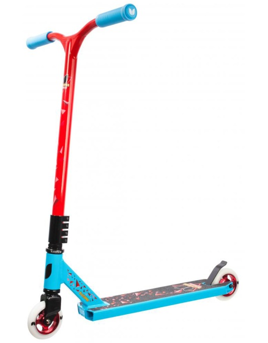 Blazer Pro Cyclone Scooter - Blue/Red