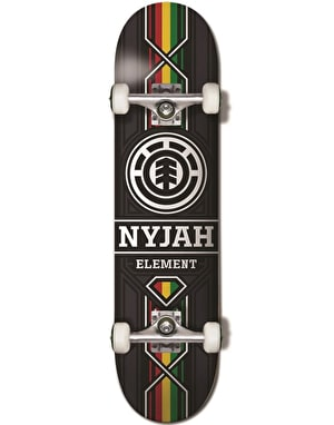 Element Nyjah Stripes Complete - 7.75