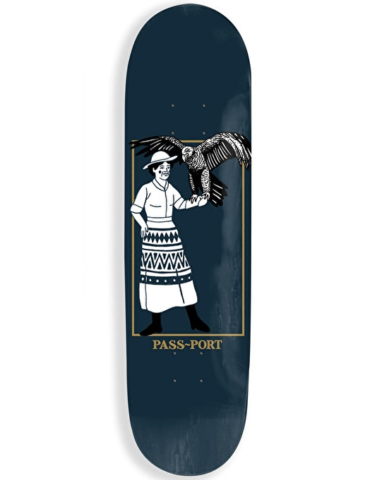 Pass Port Wild Women - Her Eagles Team Deck - 8.25""