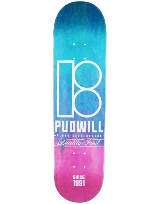 Plan B Pudwill Split Pro.Spec Pro Deck - 8""