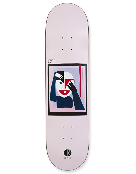 Polar Alv Self Portrait 35 Pro Deck - 8.4""