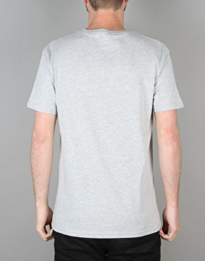 Volcom Stone Made T-Shirt - Heather Grey