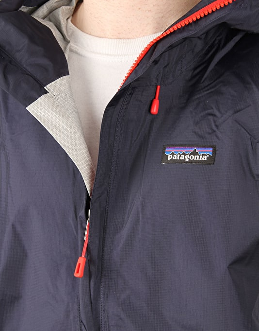 Patagonia Torrentshell Pullover Jacket - Navy Blue