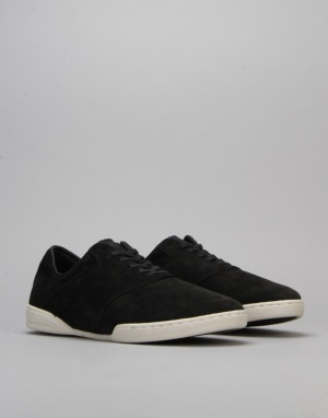 HUF Dylan Skate Shoes - Dark Charcoal