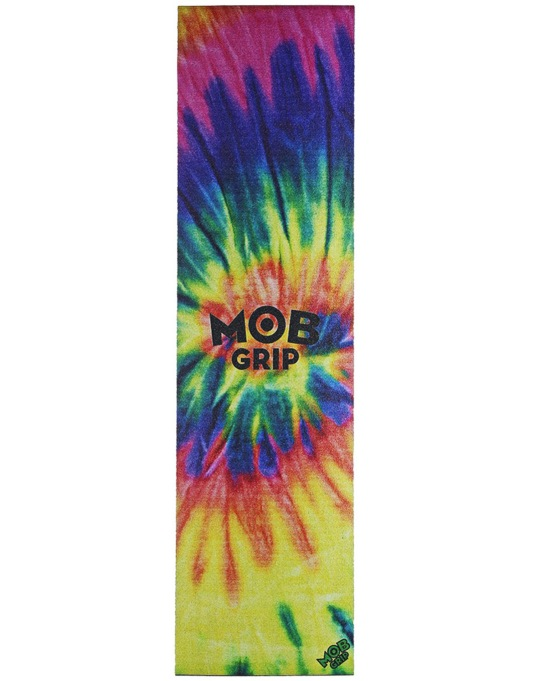 "MOB Tie Dye 9"" Graphic Grip Tape Sheet - Multi"