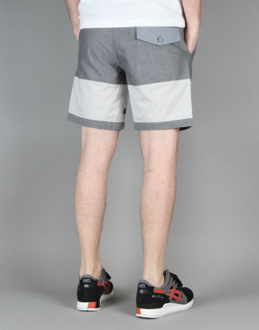 "Volcom Threezy Jammer 17"" Shorts - Black"