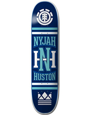 Element Nyjah Monogram Featherlight Pro Deck - 8