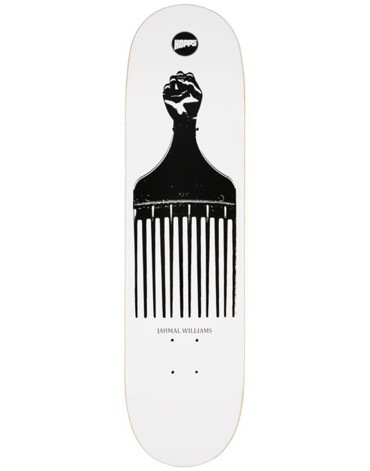 Hopps Williams Afro Pic Pro Deck - 8""
