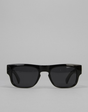 Glassy Sunhater Guy Sunglasses - Black