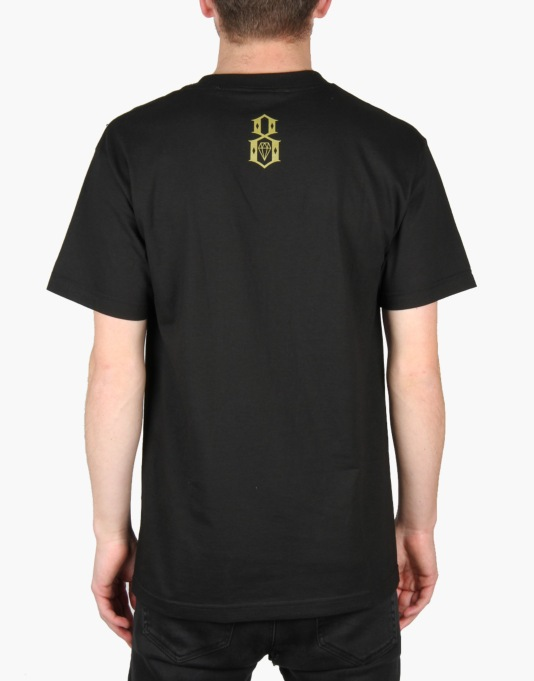 Rebel8 World Famous T-Shirt - Black