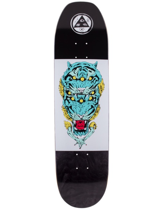 Welcome Triger on Moontrimmer Team Deck - 8.5""
