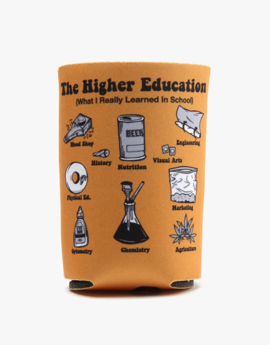 OJ Hassan Higher Education 101a Pro Wheel - 57mm (w/ Coozie)