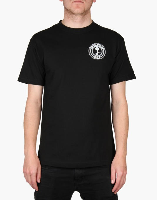 Skeleton Key Factory Dot T-Shirt - Black