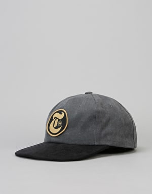 Theories TOA Times Snapback Cap - Grey