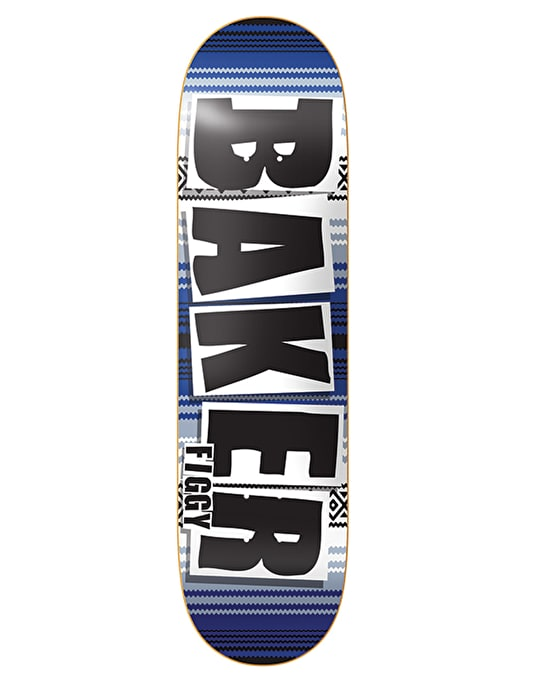 Baker Figgy Brand Name Pro Deck - 8""