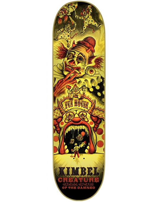 Creature Kimbel Circus of the Damned Pro Deck - 9""