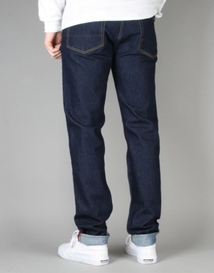 Element Owen Slim Tapered Jeans - MB Rinse