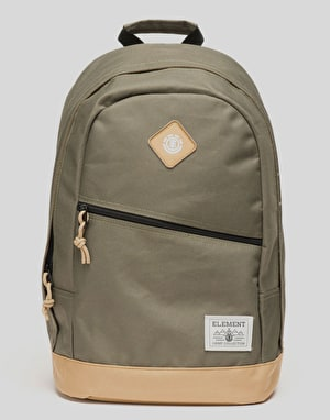 Element Camden Backpack - Moss Green