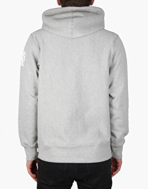 Acapulco Gold Hellcat Pullover Hoodie - Heather Grey