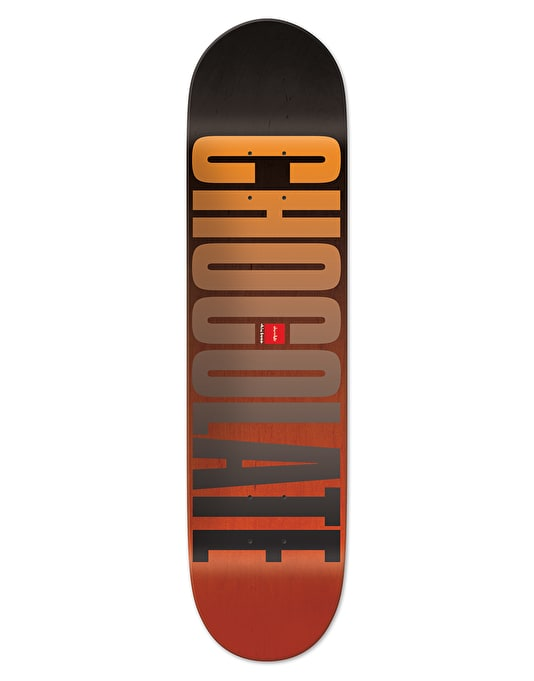 Chocolate Brenes League Fade Pro Deck - 8""