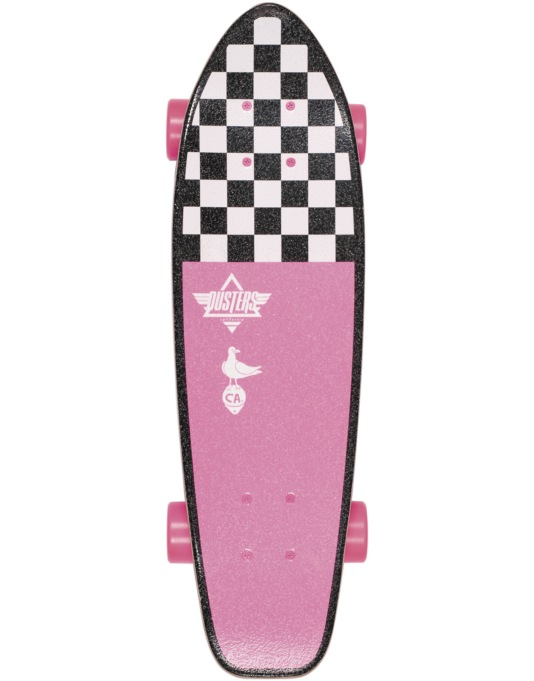 "Dusters x Kryptonics Bird Limited Edition Cruiser - 7"" x 25"""