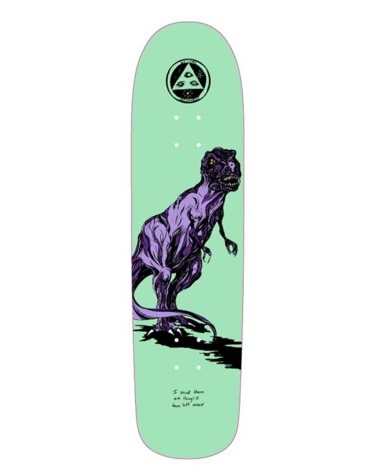 Welcome Featherless on Eclipse Team Deck - 8.25""
