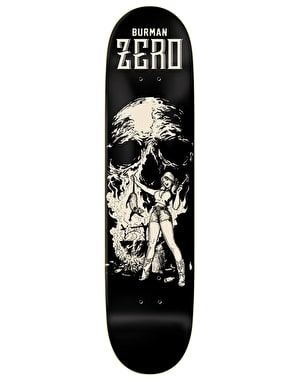 Zero x Burney Burman Easyriders Pro Deck - 8.625